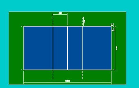 排球场基础知识 塑胶跑道施工 篮球场施工 塑胶跑道 塑胶球场 EPDM颗粒