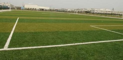 场地建设 足球场地